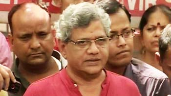Video : We accept people's verdict: Sitaram Yechury