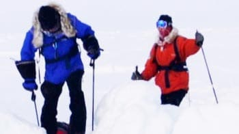 Video : Father-daughter duo seek out adventure