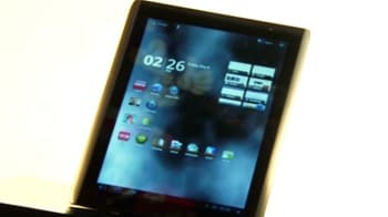 Video : Android tablets vs the iPad 2