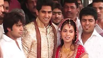 Video : अर्चना से विजेंदर ने की शादी