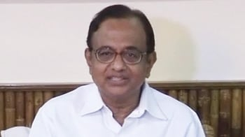 Video : I did not make the Most Wanted list: Chidambaram
