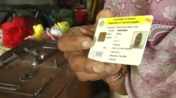 Video : Haryana to replace ration cards with smart cards