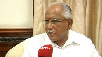 Video : Friendship OK, but want Governor to go: Yeddyurappa