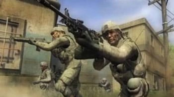 Video : In China, a video game that shoots US troops