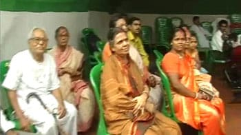 Video : Supporters gather to witness Didi create history