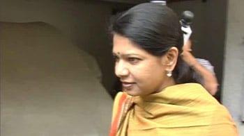 Video : No bail for Kanimozhi, court orders immediate arrest