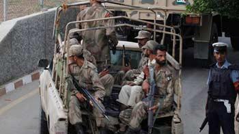 Video : Karachi operation will terminate very soon: Pak Navy