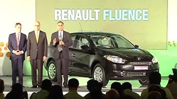 Video : After Fluence, Renault plans slew of car launches