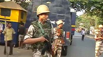Video : Is Maharashtra Police equipped to protect Kasab?