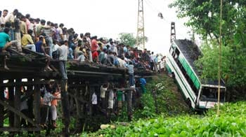 Video : Double bus tragedy in Assam, 27 killed, many injured