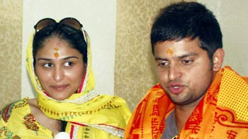 Raina seeks blessings in Shirdi before leading India