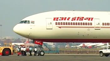 Video : Air India grounds more than 60 flights