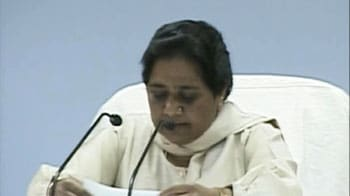Video : Mayawati reaches out to farmers, announces new land policy