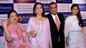 Video : RIL among top 100 firms in net profit: Mukesh Ambani