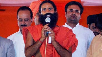 Video : Baba Ramdev not moved, fast will begin tomorrow