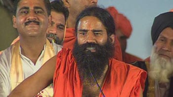 Video : Government vs Baba Ramdev: Who's right?