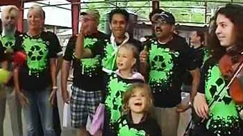 Video : NDTV's Greenathon 3 reaches Toronto