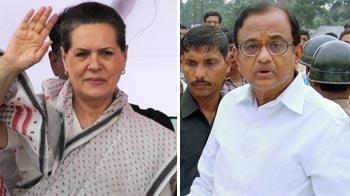 Video : Sonia calls emergency meet on Ramdev
