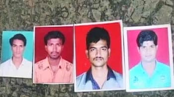 Video : How a stare led to the death of 4 young men