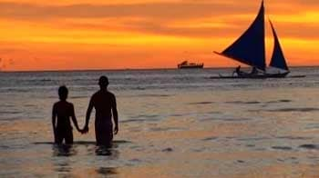 Video : Summer time in Boracay, Philippines