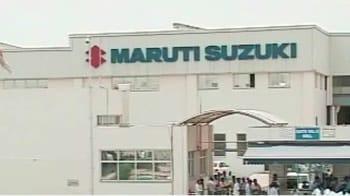 Video : Haryana bans strike at Maruti's Manesar plant
