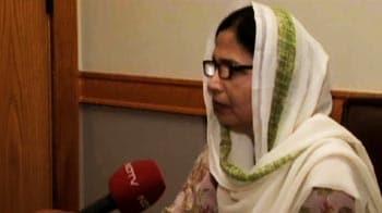 Video : My husband is not a secretive man: Tahawwur Rana's wife