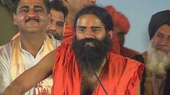 Video : Stolen hearts, not money: Ramdev
