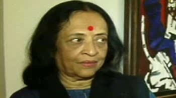 Video : Husain was a total sanyasi: Anjolie Ela Menon