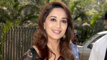 Video : There was a little child in MF Husain: Madhuri Dixit