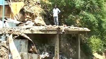 Video : Doda cloudburst: 4 feared dead, many stranded