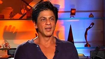 Video : Shah Rukh remembers MF Husain