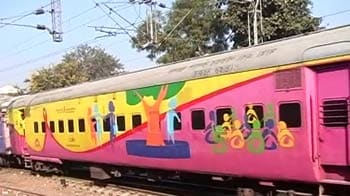 Video : Red Ribbon Express: Breaking the mould