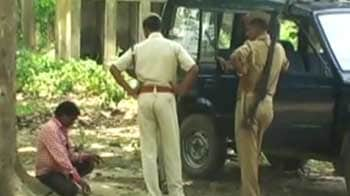 Video : UP teen murder: 4 cops arrested for tampering with evidence