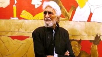 Video : Art in the times of Husain