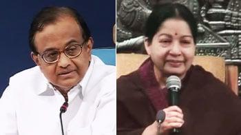 Video : Chidambaram never won election, must quit: Jayalalithaa