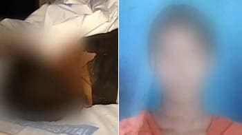 Video : UP: 18-yr-old raped, minor blinded for resisting