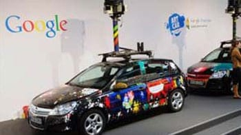 Video : Google told to get clearance for Bangalore street view