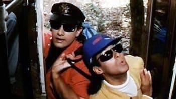 Video : आमिर, सल्लू के बिना 'अंदाज...'