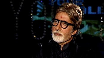 Video : Big B on Bhag DK Bose