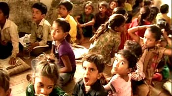 Video : No clean drinking water or even a roof in these schools