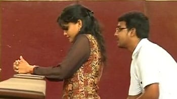 Video : Maria Susairaj breaks down at Mahim church