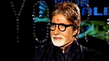Video : Big B's 12-hour struggle