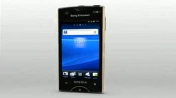 Video : Sony Ericsson Xperia Ray unvieled