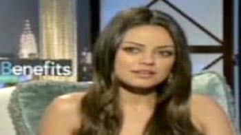 Video : Actress Mila Kunis accepts US marine's YouTube invitation to ball