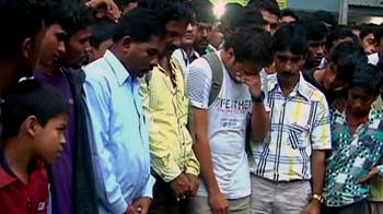 Video : Mumbai says 'enough is enough'