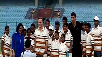 Video : New Zealand to give Indian students sports scholarships
