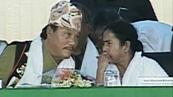 Video : Historic Gorkhaland pact signed