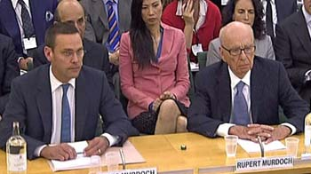 Video : Most humble day of my life, says Rupert Murdoch to MPs