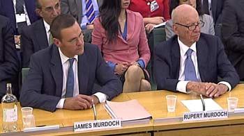Video : Murdoch questioning: Denials & drama