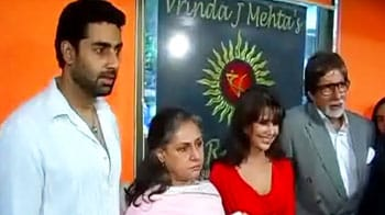 Video : Mama Bachchan to the rescue